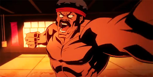 black dynamite adult swim cartoon